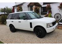 Land Rover Range Rover 3.0 Td6 auto 2002MY Vogue