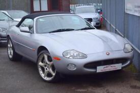 2001 Jaguar XK R Convertible 4.0 Supercharged Auto5 Petrol silver Automatic
