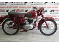 1957 James Colonel, very nice bike.