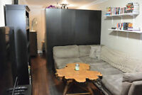 Studio apartment available in Little Italy August 1
