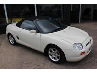 TROPHY CARS MGTF MGF,ONLY 46000 MILES,RED INTERIOR,RARE COLOUR,NEW HEADGASKET