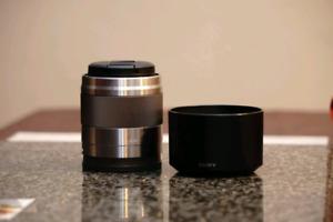 Sony 50mm F1.8 OSS