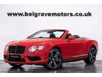 2013 Bentley Continental GTC MULLINER DRIVING SPEC MEGA SPEC CABRIOLET FULL BENT