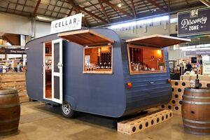 1962 Glendale Refurbished Vintage Caravan/ Food Truck Melbourne CBD Melbourne City Preview