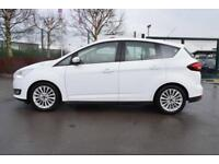 2016 FORD C MAX Ford New C Max 1.5 TDCi Titanium Navigation 5dr [Rear PDC]