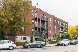51/2 newly renovated in NDG near the super hospital for $1280/mo