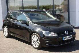 2014 Volkswagen Golf 2.0 TDI GT Hatchback 5dr (start/stop)
