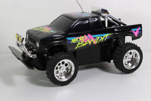 Like-New Micro Bandit Remote Control Truck