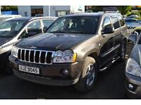 2006 Jeep Grand Cherokee 3.0 CRD V6 Limited Station Wagon 4x4 5dr