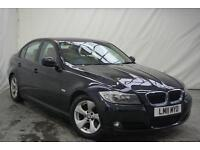 2011 BMW 3 Series 320D EFFICIENTDYNAMICS Diesel black Manual