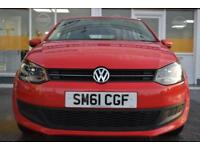 2011 61 Volkswagen Polo 1.4 GOOD & BAD CREDIT CAR FINANCE AVAILABLE