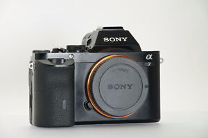Sony A7 body only
