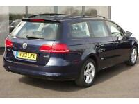 2013 Volkswagen Passat 1.6 TDI BlueMotion Tech S 5dr