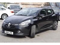 2014 Renault Clio 1.5 dCi ENERGY Dynamique S MediaNav EDC Auto 5dr