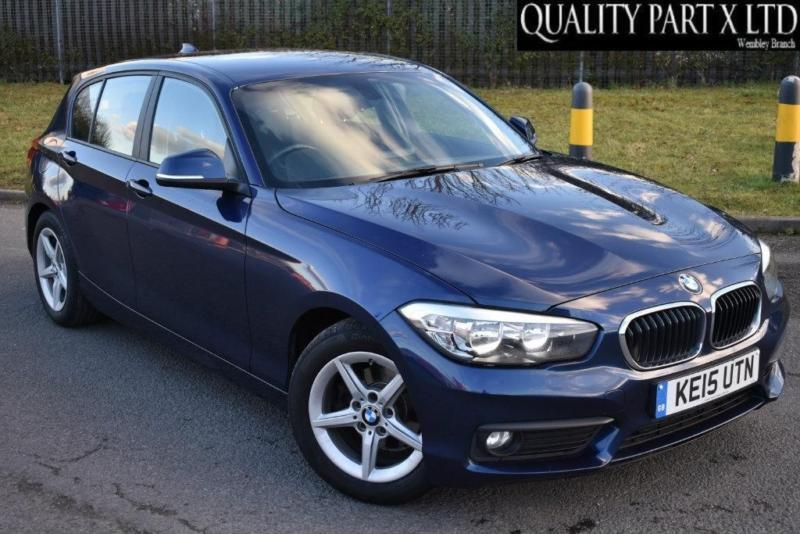2015 bmw 1 series 1 5 116d efficientdynamics plus sports hatch s s 5dr in wembley london. Black Bedroom Furniture Sets. Home Design Ideas