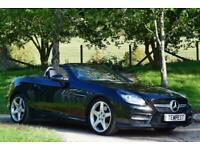 2012 Mercedes-Benz SLK Amg Sport Cdi Blue Auto Convertible Diesel Automatic