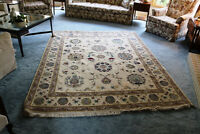 ESTATE DISPERSAL PERSIAN CARPETS WOOL SILK AND A BLEND