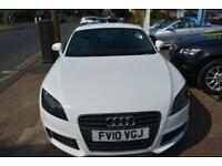 BAD CREDIT CAR FINANCE 2010 10 AUDI TT COUPE 2.0 TFSi S LINE SPECIAL EDITION
