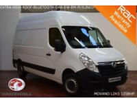 2015 Vauxhall Movano 2.3CDTI (125ps) L2H3 F3500 EXTRA HIGH-DAB-BLUETOOTH-S/H