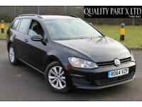 2014 Volkswagen Golf 2.0 TDI BlueMotion Tech SE Estate 5dr (start/stop)