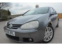 VOLKSWAGEN GOLF GT TDI 2.0 DIESEL 5 DOOR*FULL 12 MONTHS MOT*NICE CONDITION*