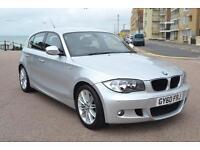 BMW 118 2.0TD M Sport 2010, 76K MILES, FULL S/HISTORY, NEW MOT