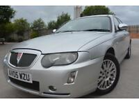 ROVER 75 CONNOISSEUR SE 2.0 CDTI DIESEL 4 DOOR SALOON*FULL LEATHER*ALLOYS*