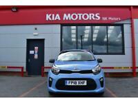 2018 Kia Picanto 1.0 1 5dr Hatchback Petrol Manual