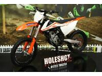 2017 KTM SXF 250 MOTOCROSS BIKE, ELECTRIC START, NEW GRIPS