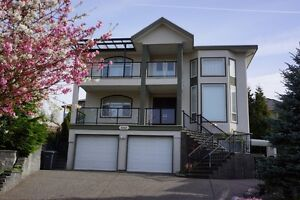 Spacious and luxury 5 BR+Den house for rent - Westwood plateau