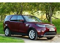 2017 Land Rover Discovery Hse Sd4 Auto Estate Diesel Automatic