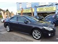 2012 62 PEUGEOT 508 2.0HDi 163 ALLURE GOOD AND BAD CREDIT CAR FINANCE AVAILABLE