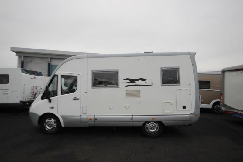 laika 600 fiat ducato motorhome in ayr south ayrshire. Black Bedroom Furniture Sets. Home Design Ideas