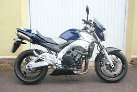 Suzuki GSR600 - Great Machine in Excellent Condition... with Scorpion Cans...!
