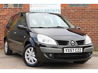 Renault Grand Scenic 1.9dCi 130bhp Dynamique Manual Diesel 7 Seat MPV in Black