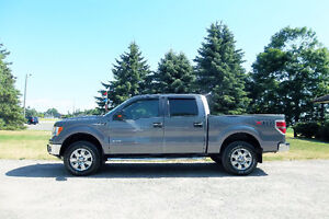 2012 Ford F-150 XTR 4x4- Super Crew.  ONE OWNER & 4 NEW TIRES!!