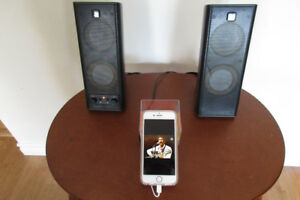 Stereo Speakers for Laptop or Smart Phone