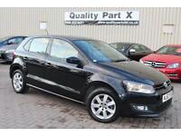 2013 Volkswagen Polo 1.4 Match DSG 5dr