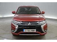 Mitsubishi Outlander 2.0 PHEV GX4hs 5dr Auto