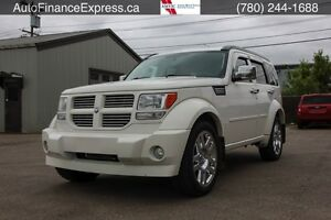 2010 Dodge Nitro SXT 4WD LOADED BUY HERE PAY HERE INSTANT CREDIT