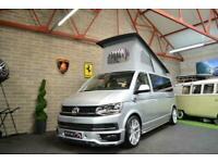 Volkswagen Transporter T6 t5 TDI AURORA EXCLUSIVE SLIMLINE KIT CAMPERVAN 4 BERTH