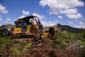 ROB (Remote Operated Bulldozer)