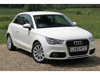 2010/60 Audi A1 1.2 TFSI Sport 3dr, 38k miles, FSH, 12 months warranty included