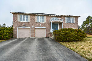 Fantastic Raised Bungalow with Walk-Out Basement