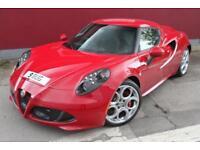 Alfa Romeo 4C TBI