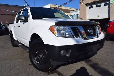 2012 Nissan Frontier S 4X4 4Dr Crew Cab Swb Pickup 5A 2012 Nissan Frontier For Sale
