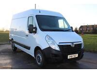 Vauxhall Movano 2.3CDTI ( 125ps ) L2H2 Air/Con Diesel Van 15 Reg £9995 + VAT