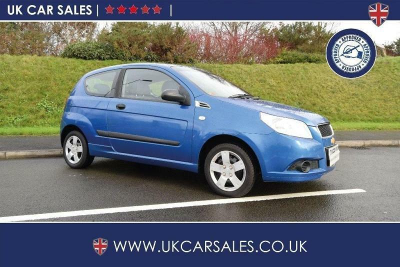 2008 Chevrolet Aveo 12 S 3dr In Fforestfach Swansea Gumtree