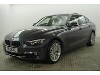2012 BMW 3 Series 320D LUXURY Diesel grey Automatic