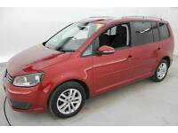 2013 VOLKSWAGEN TOURAN 1.6 TDI 105 BlueMotion Tech SE 5dr
